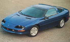 1993 - 2002 Chevrolet Camaro - Download