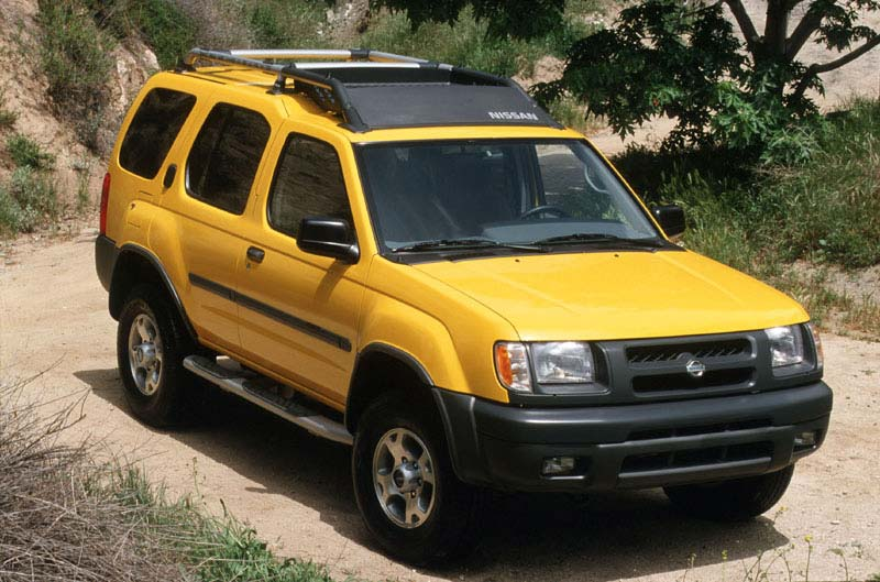 Nissan Xterra 2002 - Service Manual - Auto Repair