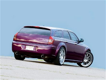 Dodge Magnum 2005 Repair Manual - Service Manuals