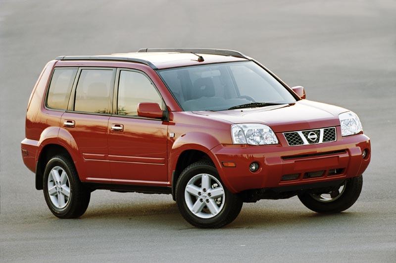 Nissan Xtrail 2002 2003 - Service Manual