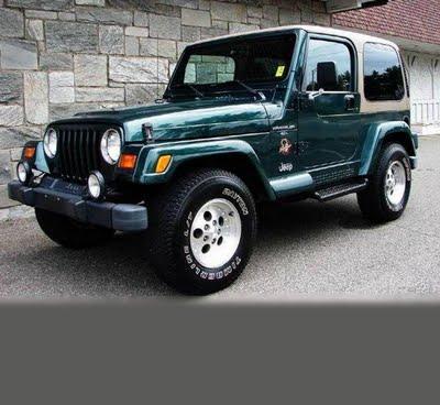 2000 2001 Jeep TJ Factory Service Manual – Download