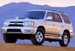 1990 - 1992 Toyota 4Runner Service Manual