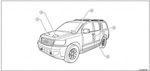 2004 Infiniti QX56 - Service Manual And Repair - Car Service