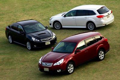 2009 Subaru Legacy Outback Service Manual - Car Service Manuals
