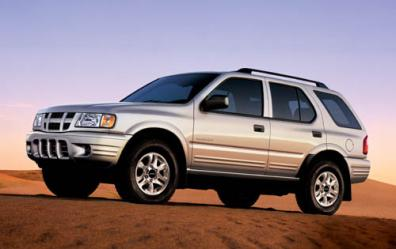 Isuzu Rodeo 2001 2002 - Factory Service Manual - Car Service Manuals