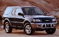 Isuzu Rodeo 2001 2002 - Factory Service Manual - Car Service Manuals
