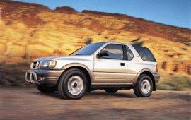 Isuzu Rodeo Sport 2001 2002 - Factory Service Manual - Car Service Manuals