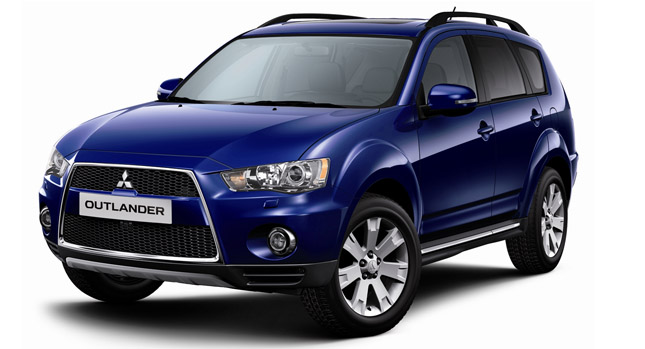Mitsubishi outlander 2004 Workshop Manual