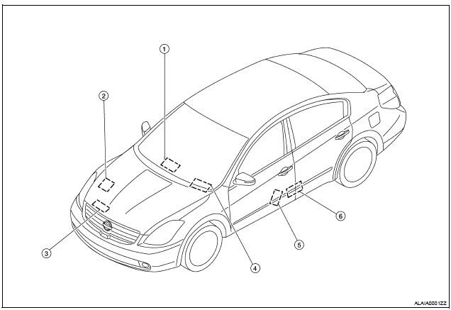 Nissan Altima Hybrid 2007 Service Manual - Factory Service Manual