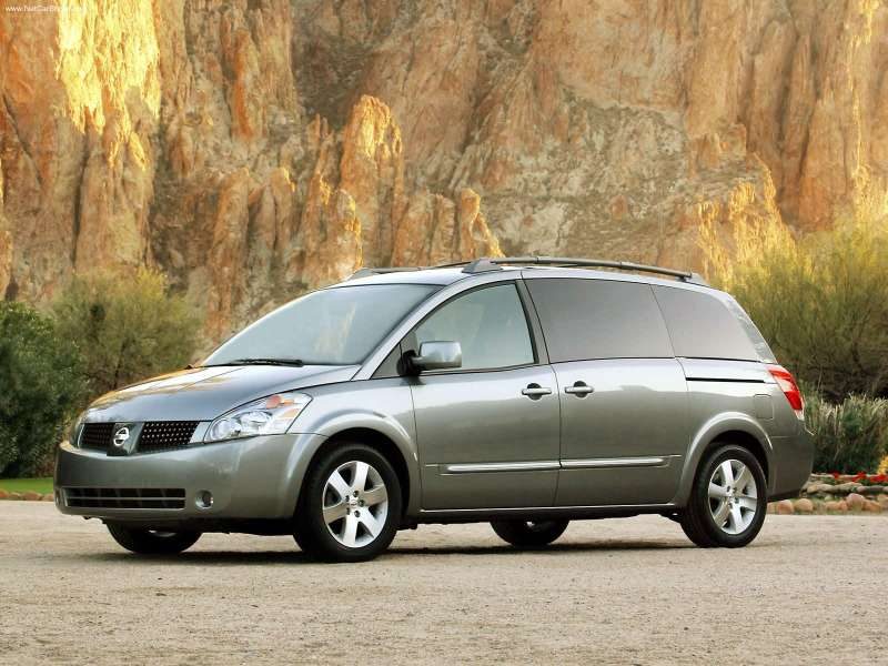 Nissan Quest 2004 - Service Manual - Car Service