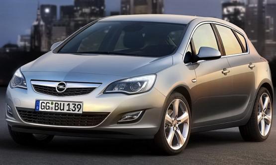 Opel Astra 2011 - Service Manual - Body Repair