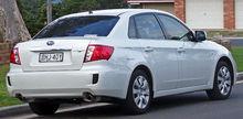 Subaru Impreza wrx 2008 - 2009 - Service Manual - Factory Service Manual