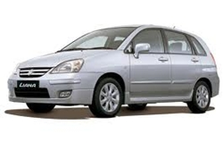 Suzuki Liana Aerio 2001 - Service Manual and Repair - Car Service
