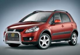 Suzuki SX4 2007 Repair and Service Manual - Car Service