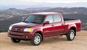Toyota Tundra 2001 - 2006 - Factory Service Manual - Car Service