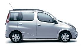 Toyota Yaris Verso 1999 Factory Service Manual - Car Service