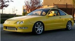 Acura Integra 1998 - 1999 - Service Manual - Workshop Service