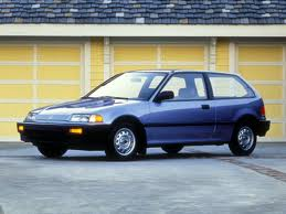 Honda Civic Hatchback 1984 1985 1986 - Service Manual - Car Service Manuals