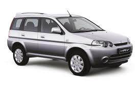 Honda Hrv 2001 Service Manual - Car Service