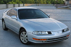 Honda Prelude 1992 si Engine - Service Manual - Workshop Manual