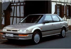 Honda concerto 1993 1994 - Service Manual - Car Service Manuals