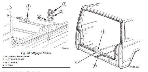 Jeep Cherokee 2000 - Jeep Grand Cherokee Problems Service Manual - Workshop Manual