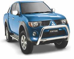 Mitsubishi Triton 2006 - Service Manual And Repair - Car Service Manuals