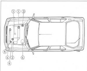 Peugeot 309 Hatchback Glx - Service Manual - Workshop Service