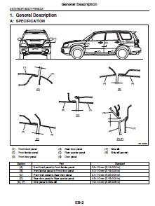 Subaru Impreza 2007 - Service Manual - Car Service Manuals