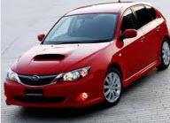 Subaru Impreza - Factory Service Manual - Subaru Impreza 2008 wrx sti
