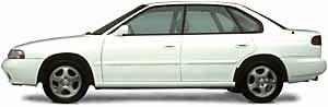 Subaru Legacy 1995 Repair Manual - Car Service Manuals