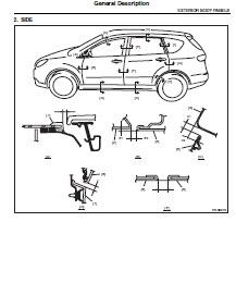 Subaru Tribeca b9 año 2008 - Service Manual - Car Service Manuals