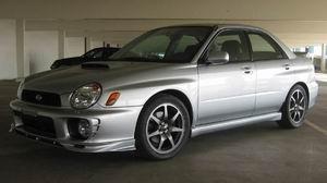 Subaru Impreza 2002 - Service Repair Manual - Subaru Impreza Wagon