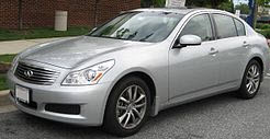 2006 Infiniti G35│Service Manual and Repair - Car Service