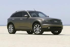 Infiniti Fx45 2002 2003 - Service Manual and Repair - Car Service Manuals