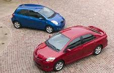Toyota Yaris  2007 Sedan Hatchback - Service Manual and Repair Manual