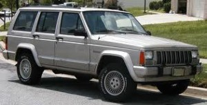 Jeep Cherokee Xj 1984,1985,1986 - Repair Manual and Service Manual
