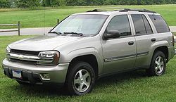 Chevrolet Trailblazer 2004 Service Manual - Repair7