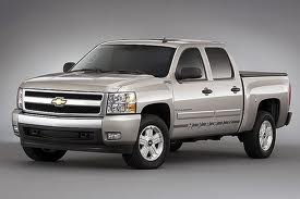 Chevrolet Silverado 2007 2008 2009 Body Repair Manual