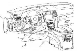 Chevrolet Yukon 2007 2008 2009 Repair Manual and workshop - Car Service