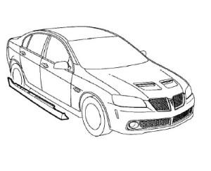 Pontiac G8 2008 2009 {carservice}