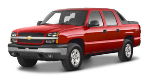 Chevrolet Avalanche 2002-2003-2004-2005-2006 Workshop Manual