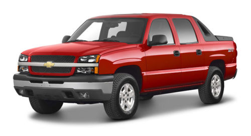 Chevrolet Avalanche 2002-2006 Service Manual