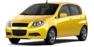 Chevrolet Aveo 2007 2008 2009 2010 Body Repair Manual