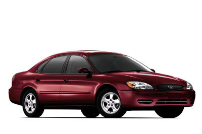 Ford Taurus Service Manual 2000-2007
