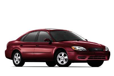 Ford Taurus Service Manual 2000-2007
