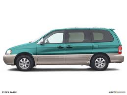 KIA Sedona 2000-2001-2002-2003-2004-2005 Body Repair Manual