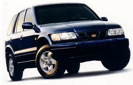 Kia Sportage Factory Service Manual 1995-1996-1997-1998-1999-2000