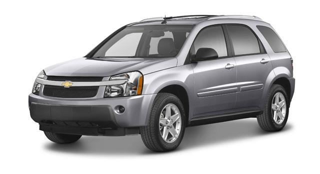 Chevrolet Equinox 2005-2008 Service Manual
