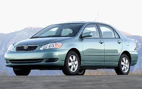 Factory Service Manual Toyota Corolla 2004 2005 2006 2007 - CarService